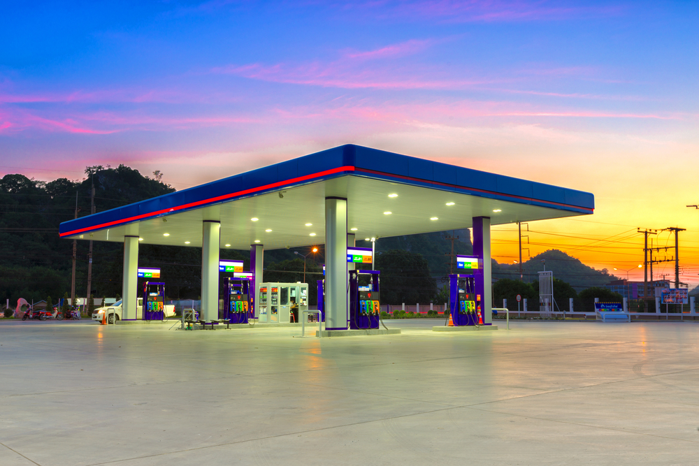 Gas Stations in America and why gas prices fluctuate